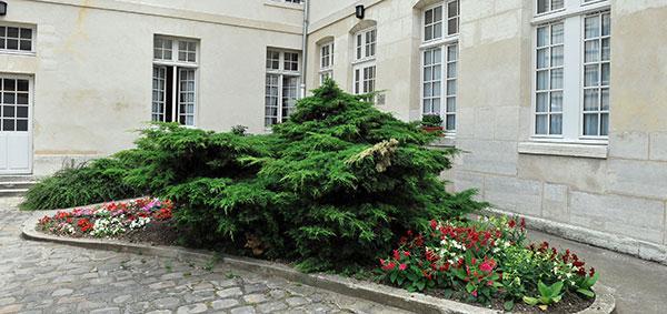 Maison Des Parents Saint Jean Hopital Necker Enfants Malades Paris